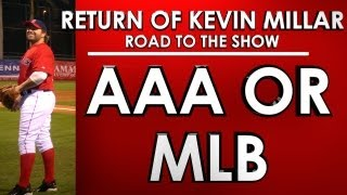 AAA or MLB - Road to the Show - Kevin Millar: Episode 15 - MLB 13: The Show