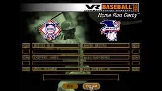 V.R. Baseball 2000 (PC)
