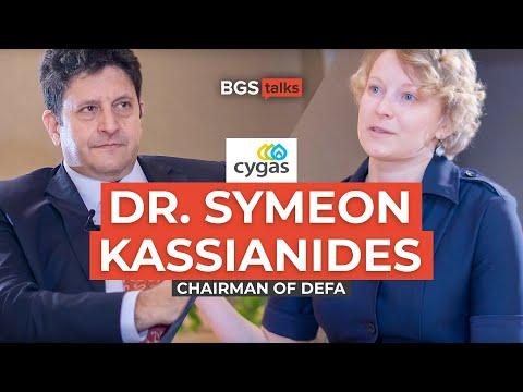 Natural Gas Public Company (DEFA): Symeon Kassianides - Chairman  | BGS Talks #2