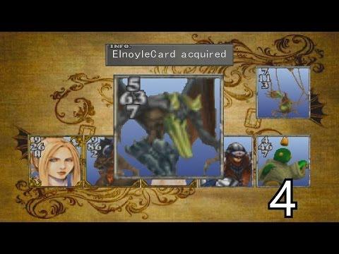 Final Fantasy VIII Walkthrough Part 4 - Obtaining cards fast HD