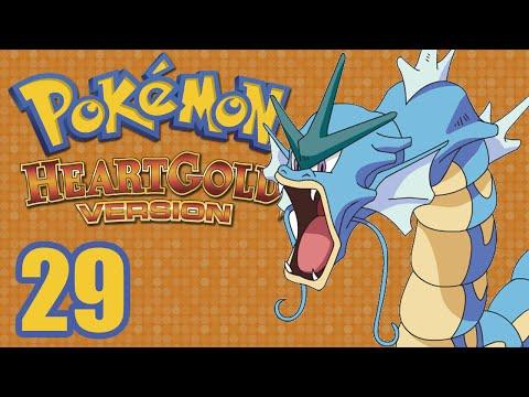 Pokemon HeartGold (Blind) -29- Surfin Safari!