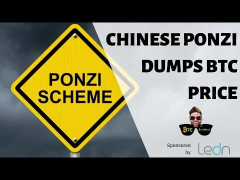 The Myth Of Bitcoin Wealth Concentration | Ponzi Dumps BTC Price | Bitmex Ad Stirs Regulators