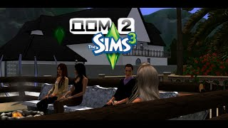 Дом-2 Город любви в The Sims 3.Знакомство с участниками.