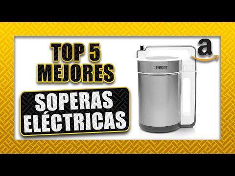 🍲 Top 5 ► SOPERAS ELÉCTRICAS | Amazon 2020 🍜