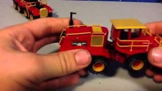 1/64 scale Big Roy tractors