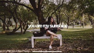 Download lagu You Are My Sunshine | Reneé Dominique