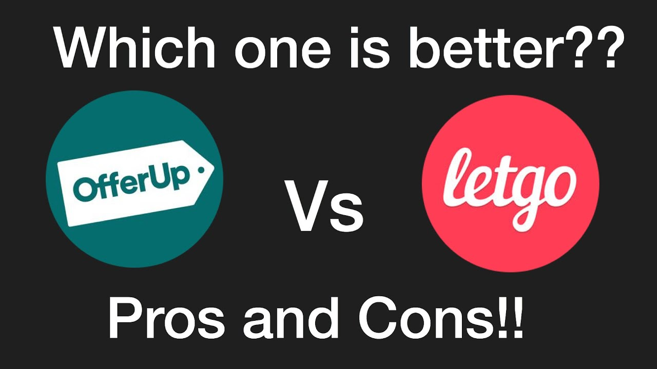 Offerup vs letgo (App Review!!)