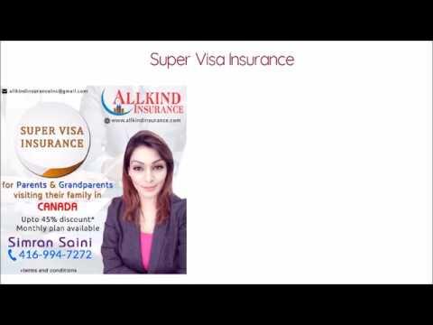 Super Visa Insurance Brampton