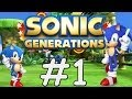 Sonic Generations (PC) - #1 - Green Hill