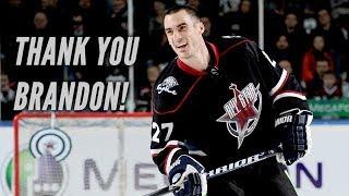 Brandon Bochenski KHL Highlightreel