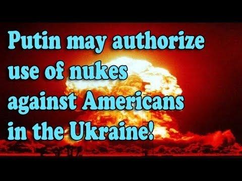 "End Times News: Rapture Alert! Putin Signs ""September War"" Order Authorizing Nuke Attack On NATO?"