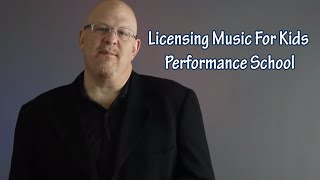 Download lagu Entertainment Law Asked & Answered - Licensing Music For Kids Performance School