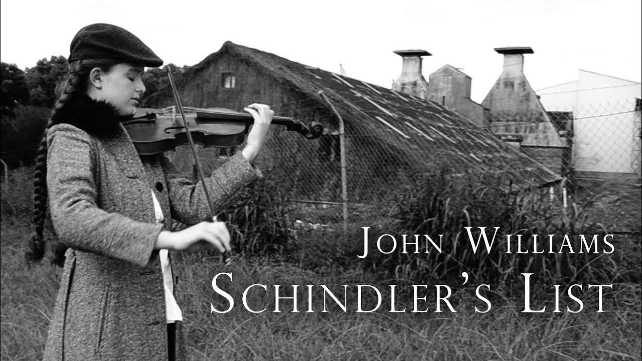 colonna sonora film schindler s list