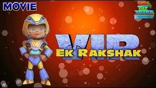Vir : The Robot Boy | Vir Ek Rakshak | Action Movie for kids | WowKidz Movies