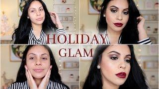 Baixar DRUGSTORE Holiday Makeup Tutorial 2016 | juicyyyyjas | JuicyJas