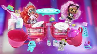 *JUST RELEASED!* You're *INVITED* to the Ultimate Tea Party with Itty Bitty Pretty's | New from ZURU