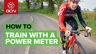How To Train With A Power Meter | Cycle Faster With Power