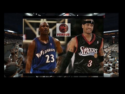 AI VS MJ 2K WITH SHIT MONKEY