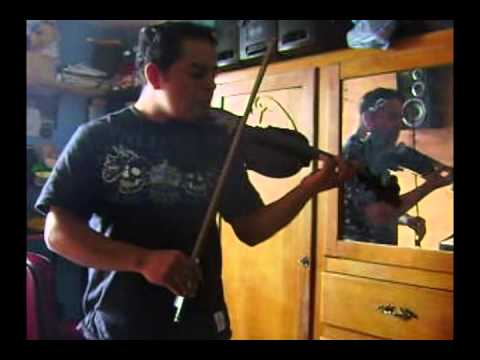 Cancion del jardin secreto cover violin youtube for Canciones de oska jardin secreto