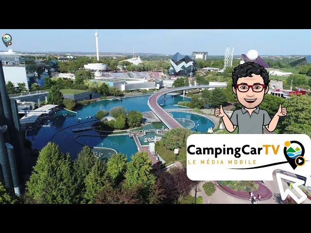 JT en camping-car N°128 - L'Extraordinaire Voyage Futuroscope