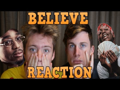 Believe- A Trak Ft Quavo, Lil Yachty (REACTION)