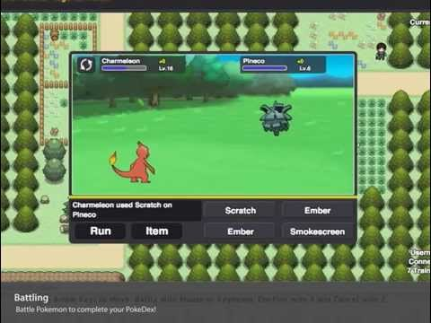 Pokémon Legends - Play Pokemon Online  Online MMORPG Pokemon