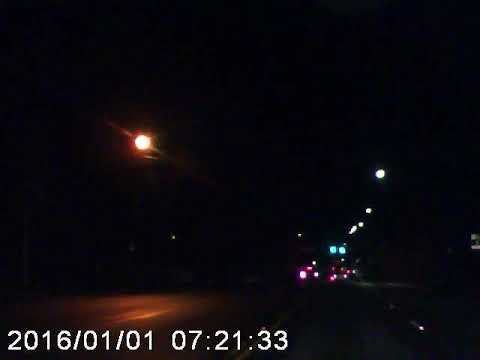 Seattle and area in my DASH CAM 131