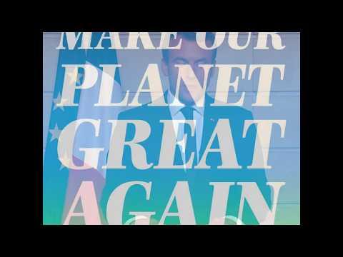 Tamal Chatterjee, lauréat de l'initiative Make Our Planet Great Again.