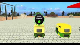 Tuk Tuk Rickshaw I Modern Tuk Tuk Auto Rickshaw: Free Driving Games screenshot 3