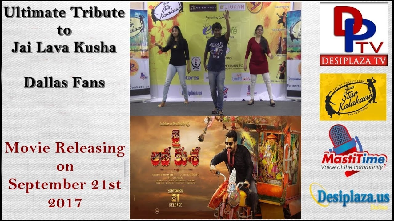 Special Tribute to Jai Lava Kusha from Desiplaza Team