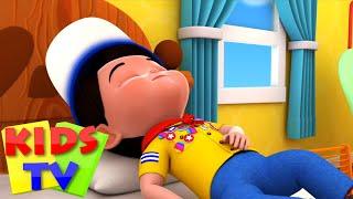 Ты спишь брат Джон Стихи для детей дошкольные видео Kids Tv Russia Детские стишки