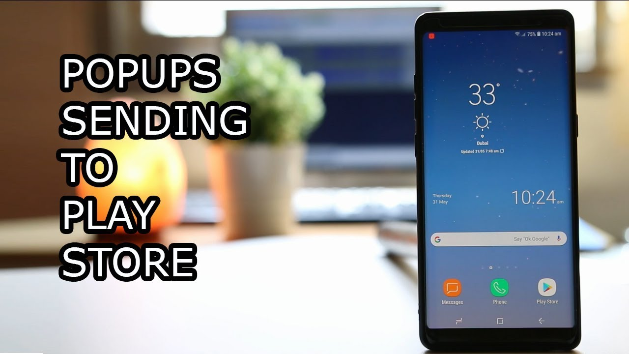 how to find out what app is causing pop ups 2018