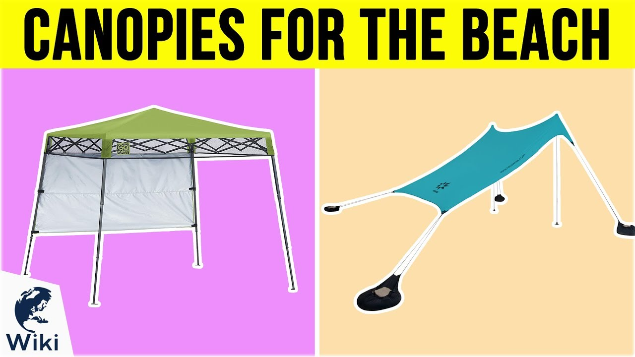 Top 9 Canopies For The Beach Of 2019 Video Review