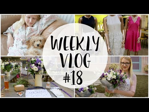 WEEKLY VLOG #18 | Ted Baker Event & Puppy Cuddles