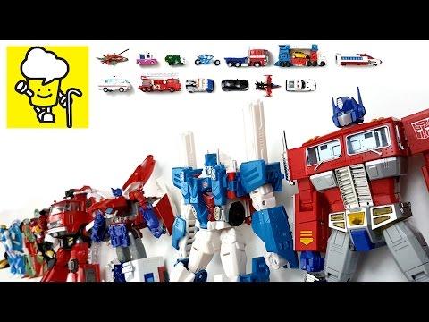 Transformer Optimus Prime Bumblebee Ultra Magnus Prowl Vehicle Robot Car Toys トランスフォーマー 變形金剛