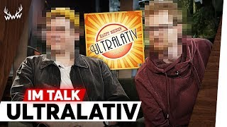 Unges Reaction-Videos, schlechte YouTube-Kritik(er), Identität uvm. | Ultralativ im Talk
