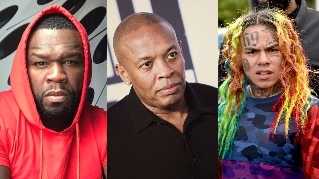 6ix9ine CHECKED, 50Cent GOES IN On Eminem, Dr Dre Lost Almost $450M Overnight ?
