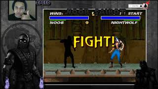 Video DETONE A CPU E SEUS ADVERSÁRIOS COM NOOB SAIBOT - COMBOS, INFINITOS E BUGS ULTIMATE MORTAL KOMBAT 3 download MP3, 3GP, MP4, WEBM, AVI, FLV September 2018