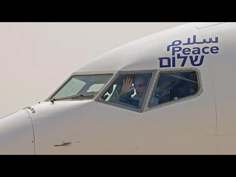 First Ever Direct Commercial Flight From Israel To U.A.E.