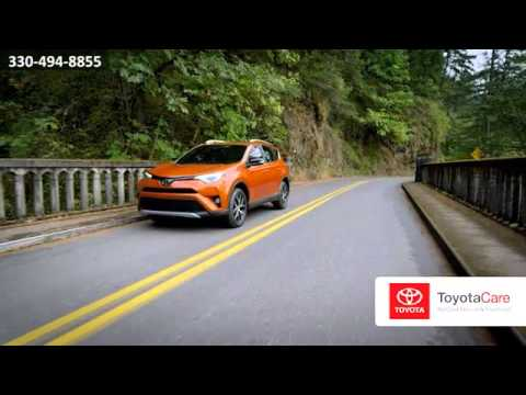 New 2016 Toyota RAV4 Cain Toyota Canton OH Akron OH