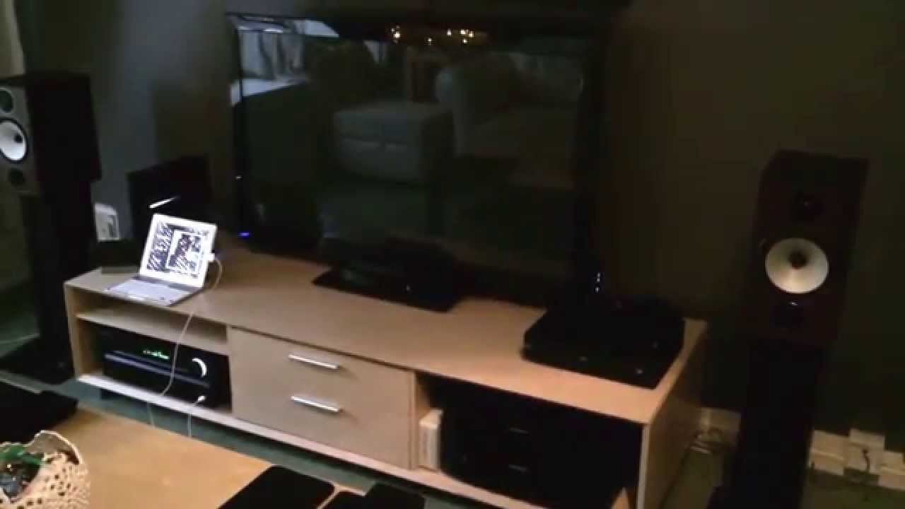 Monitor Audio Bx2 surround sound  Music edition  Onkyo 7 1 surround  Marantz