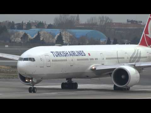 Istanbul Atatürk Airport (İstanbul Atatürk Havalimanı) - (2015-01-02)