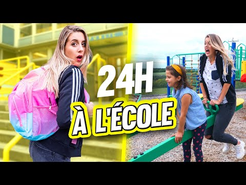 I'm going back to school for 24h   DENYZEE