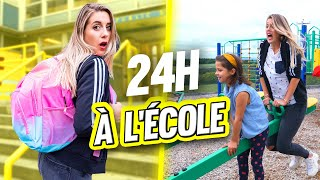 I'm going back to school for 24h | DENYZEE