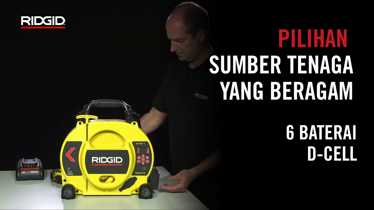 RIDGID ST-33Q+ Transmitter