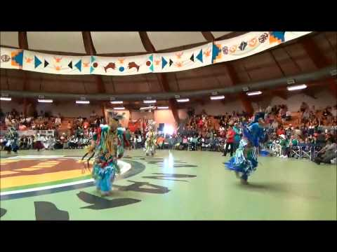 Siksika 2015 Pow Wow Teen Boy's Grass Dance