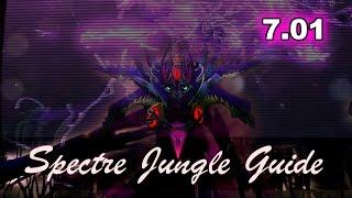Dota 2 Tricks - Jungling Spectre !