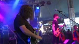 RISING - Black Mound (live at Roskilde Festival June 27th 2010)