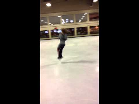 10 Year Old Lands First 3 Axel (Triple Axel)