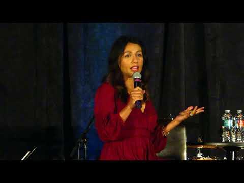 Karen David OUAT Orlando 2018 Panel  Part 1